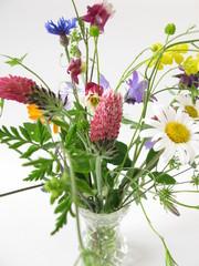 Strauß mit Wildblumen