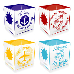 4 cube travel