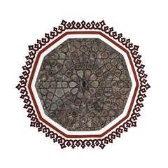 Istanbul Suleymaniye Mosque Pattern