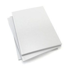 Blank magazines
