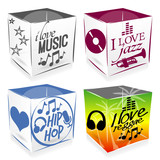 4 cube music