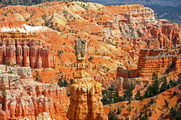 Agua Canyon in Bryce Canyon National Park