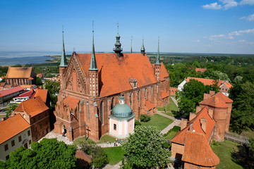Frombork Cathedral, Poland