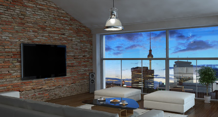 3D - Luxus Apartment 08