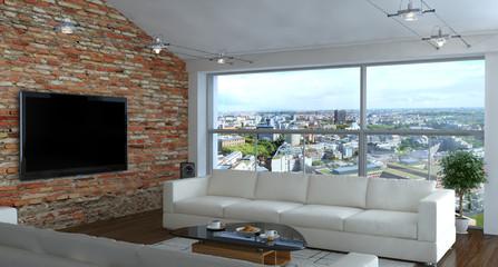 3D - Luxus Apartment 09