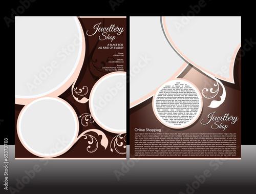 Jewellery Flyer Template