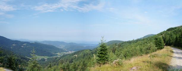 Fernwanderweg Westweg im Schwarzwald