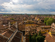Постер, плакат: Cityscape of Modena medieval town situated in Emilia Romagna