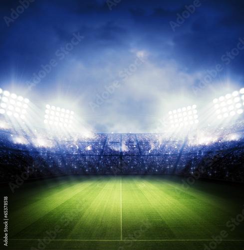 canvas print picture Stadium