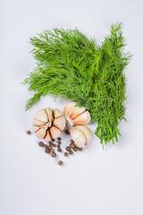 Garlic Pepper And Fennel