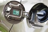 Automobile oil filler cap poster