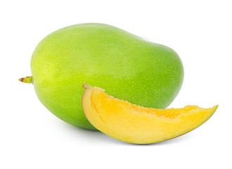 Mango isolated