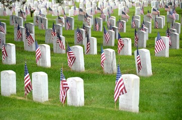 Memorial Day Cemetary
