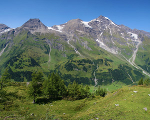 Hohe Tauern mountains