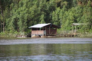 Guyane - Roura - Habitation Caroline