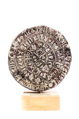Isolated Phaistos Disc