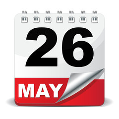 26 MAY ICON