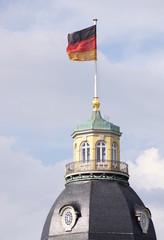 Schlossturm in Karlsruhe
