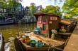 Leinwanddruck Bild - Amsterdam