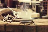 Fototapety cafe