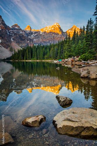 Moraine Lake © huci
