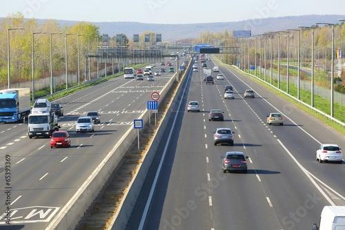 Plakat Highway