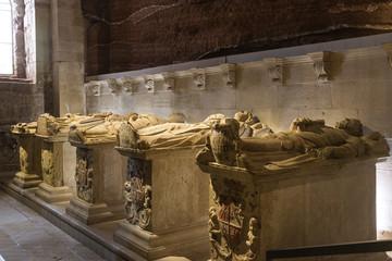 Pantheon of the Kings of Navarre. Monastery of Santa Maria la Re