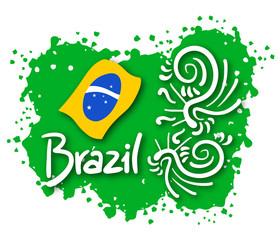 Paint brazil
