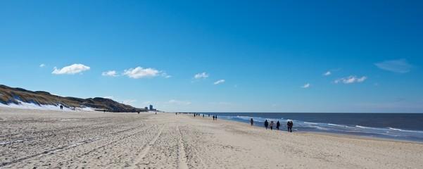 Wide Sylt Beach
