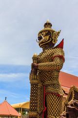 Giant statue