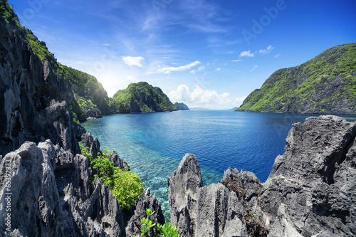 Leinwanddruck Bild El Nido, Palawan -  Philippines