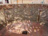 Rainwater tank at Rivoli Castle poster