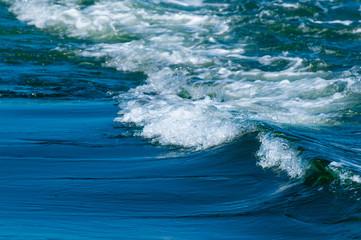 Meer, Wasser, Wellen, Sog, maritim