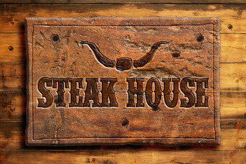 steakhouse panel
