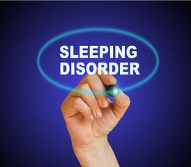 SLEEPING DISORDER