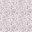 Elegant Seamless floral background