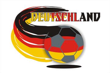 Weltmeisterschaft Deutschland Mundial World Cup Art