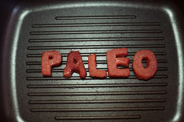 paleo diet and health nutrition