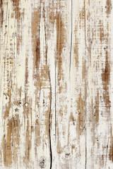 aged white wood