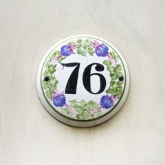 Number 76