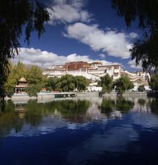 Tibet - Potala Palace - Lhasa