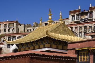 Ganden Monastary - Tibet