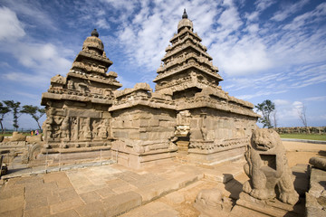 Shore Temple - Mahabalipuram - India