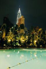 Petronas Twin Tower, Kuala Lumpur, Malaysia, Asien