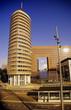 Rotterdam, Wilhelminaplein, moderne Architektur, Niederlande