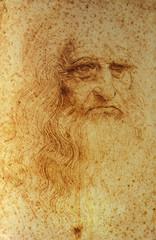 Selbstbildnis, Leonardo da Vinci