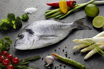 Brassen Fische