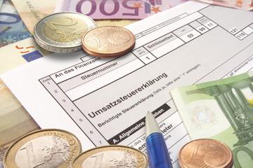 Deutsch Steuererklärung