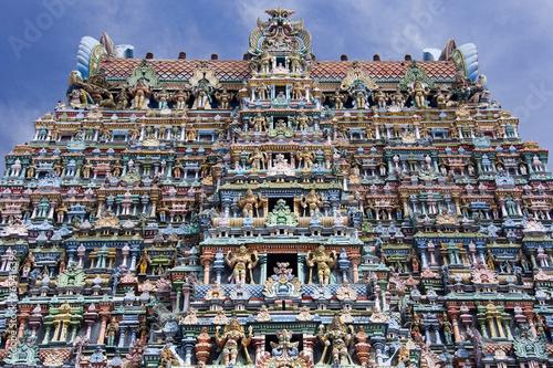 Hindu Temple - Madurai - India - 65416396