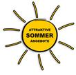 Sonne Schild Sommer